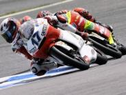 Motorrad-WM: Stefan Bradl zahlt Lehrgeld