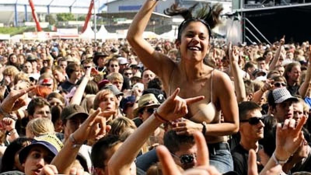 Rock Am Ring Nude 72