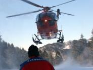 Berchtesgadener Alpen: Vier Wanderer aus Bergnot gerettet