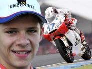 "Motorrad-WM: Stefan Bradl: ""Es war total verrückt"""