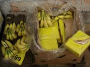Illertissen: 28 Kilo Kokain in der Bananenkiste