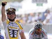 : Giro: Cavendish untermauert Ruf als Sprint-König