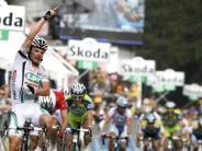 : Armstrong schwächelt bei Tagessieg von Di Luca