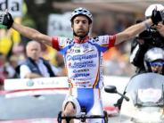 : Scarponi gewinnt Giro-Etappe in Österreich