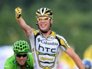 : Cavendish sprintet ins Geschichtsbuch der Tour