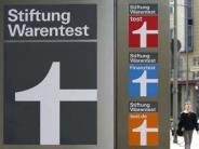 Mogelpackung: Firmen tricksen mit Logo von Stiftung Warentest