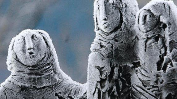 Eisheilige wetter frost