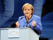 : Kanzlerin bereitet Deutsche auf harten Sparkurs vor