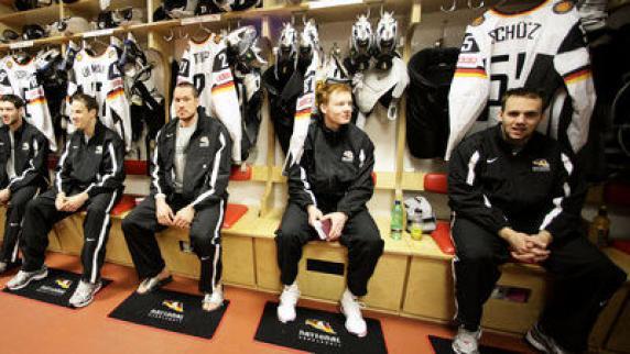WM Das Wohnzimmer Der Deutschen Eishockey Nationalmannschaft