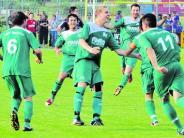 : Zum 90. Geburtstag der Bezirksliga-Aufstieg?