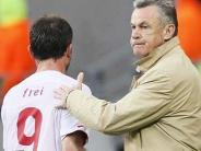 Fußball-Weltmeisterschaft: WM 2010: Schweiz sieht Rot und verliert