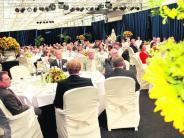 : Bundesministerin auf Stippvisite am Lech
