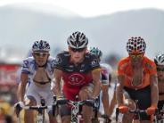 : Armstrong verliert an «schwarzem Tag» 11:45 Minuten