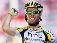 : Tour: Vierter Tagessieg für Sprinter Cavendish