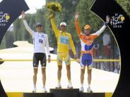 : Contadors Krönung - Fünfter Sieg für Cavendish