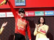 : Moncoutié gewinnt Vuelta-Bergetappe - Anton in Rot