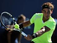 : Nadal mühelos - Frauen-Favoriten im Viertelfinale