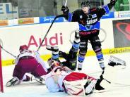 Eishockey: ERC Ingholstadt: Panther deklassieren den Meister