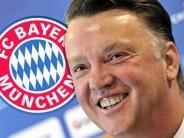 Bundesliga: Trotz Krise verlängert der FC Bayern mit Louis van Gaal