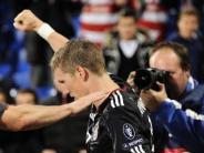 : Dank Schweinsteiger: Bayern siegen 2:1 in Basel