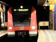 Bauarbeiten: Stammstrecke der S-Bahn München gesperrt