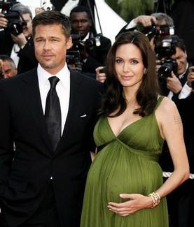 Mega-Hochzeit bei Brangelina : Brad Pitt und Angelina Jolie haben sich ...