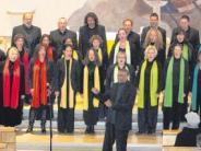 Konzert: Gospels, die zu Herzen gingen