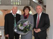 Politik: Bezirk Schwaben würdigt Agnes Schragl