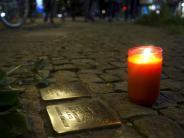 Judenverfolgung: Stolpersteine sollen die Erinnerung wachhalten