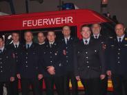 Versammlung:  Neue Gesichter bei der Feuerwehr