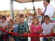 Eröffnung: Das neue Kinderparadies von Breitenbrunn