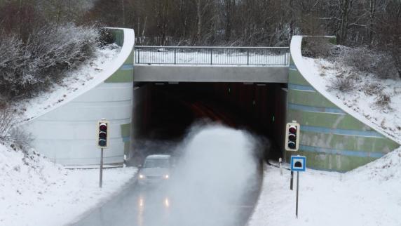 St 2015: Sanierung des Tunnels geht weiter - Augsburger Allgemeine