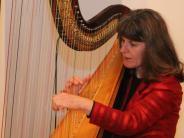 Konzert: Harfenklänge, die verzaubern