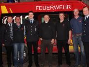 Rückblick: Ein ruhiges Feuerwehrjahr