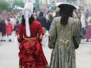 Herzogfest: Hand in Hand auf Zeitreise