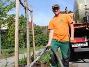 Mindelheim: Die Rettung kommtaus dem Schlauch