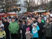 Bad Wörishofen: Großer Andrang beim Nikolaus