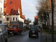 Verkehrsdebatte in Bad Wörishofen: Protest gegen Sperrung der Hauptstraße