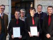 Musik: Mindelheimer Jugendkapelle ist bayerischer Vizemeister