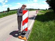 Verkehr im Unterallgäu: Wo der Landkreis heuer Straßen baut