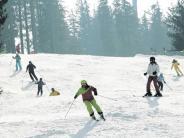MZ-Skifahrt: Hurra, Winter, wir kommen!