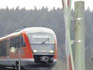 Bad Wörishofen: Die Bahn kommt vielleicht bald öfter