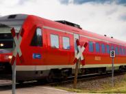 Bahnfahren im Unterallgäu: Ein Ticket soll Ländergrenzen überwinden