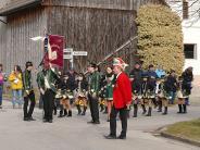 Fasching: Historischer Umzug in Haselbach