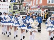 Gaudiwürmchen: So viele Teilnehmer wie noch nie