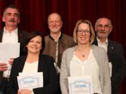Mundartwettbewerb in Mindelheim: So hören sich Sieger an