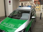 Unruhiger Samstagnachmittag in Mindelheim: Großaufgebot der Polizei gegen Rechts