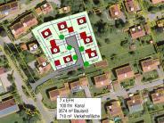 Ortsentwicklung in Markt Wald: Sieben Bauplätze und viele Bäume