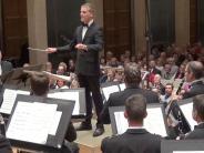 Junger Dirigent aus Hausen: Auftritt vor 1500 Zuhörern