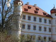Sanierung in Markt Wald: Denkmalpreis für das Fuggerschloss